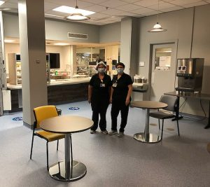 Queens General Hospital Cafeteria