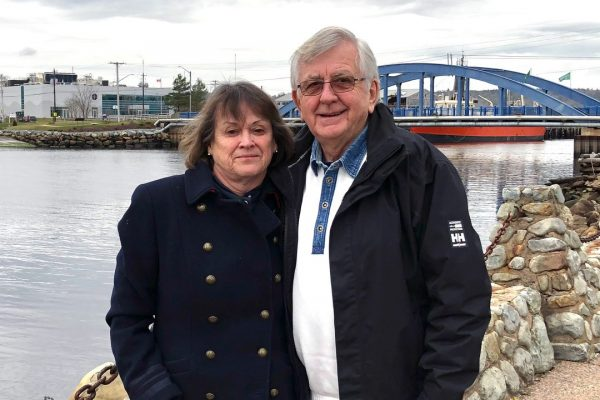 Local Couple Supports Community Through Charity