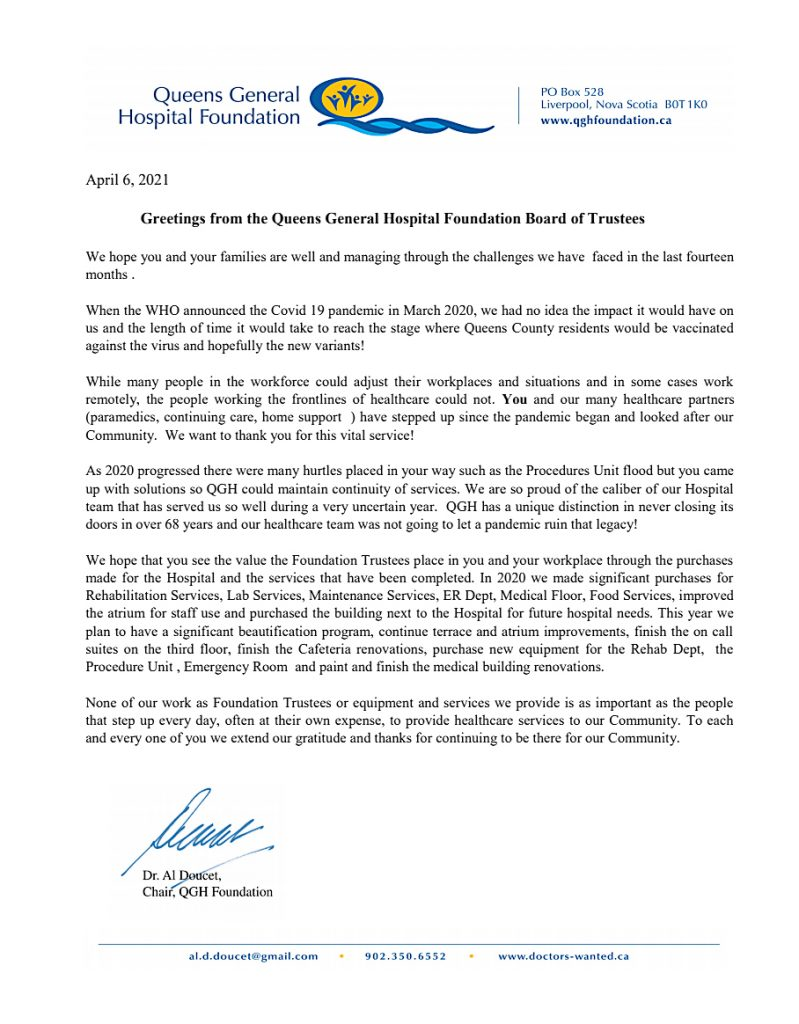 QGH-Foundation-letter-to-healthcare-staff