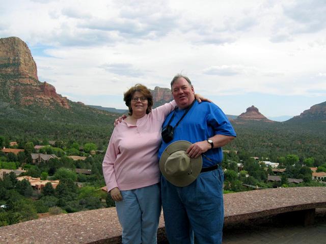 Diane and Tim Ledvina
